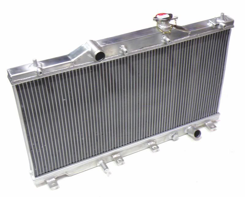 Ремонт алюминиевого радиатора охлаждения